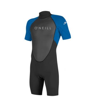 O'Neill Reactor Spring Shorty 2/2mm  black/ocean