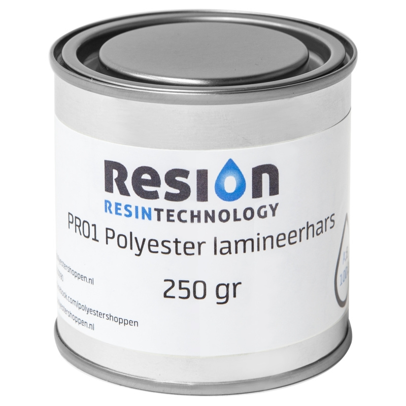 RESION Polyesther lamineer hars 250 gram