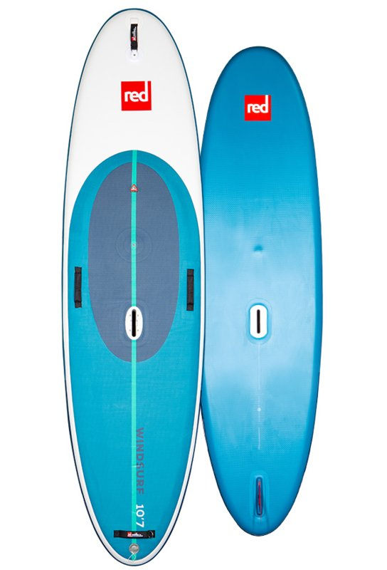 "RED Ride 10'7"" Windsurf MSL inflatable Sup board"