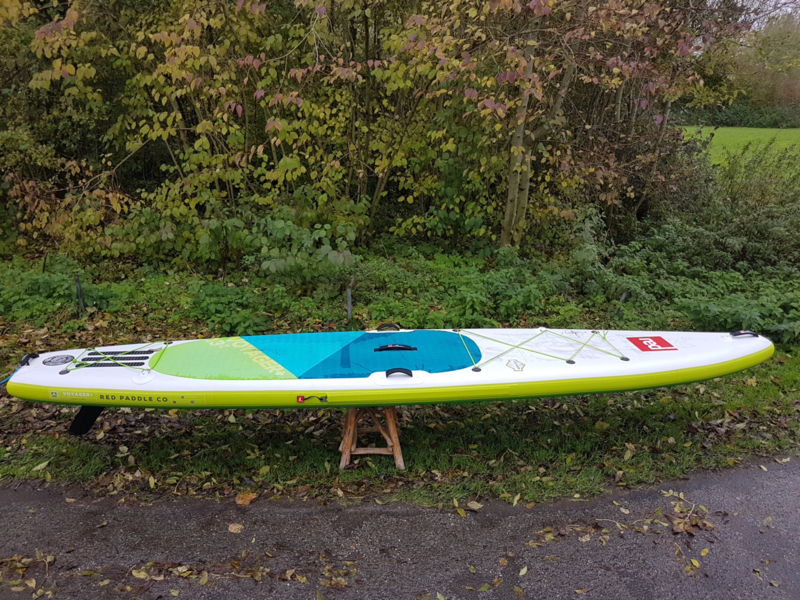 RED Paddle inflatable Sup board  VOYAGER 13'2  occasion