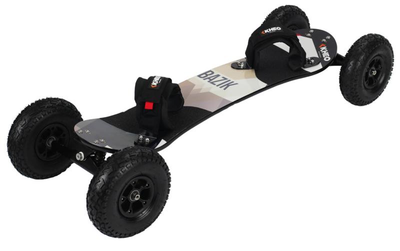 KHEO Bazik V3 mountainboard 9 inch wheels