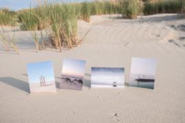 Fotokaarten | Set van 4