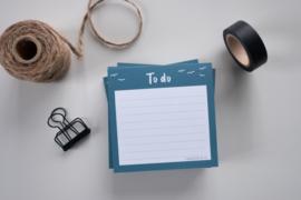 Mini notes | To do