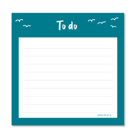 Mini notes | To do