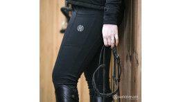Zwarte Hrímnir rider's fitness tights