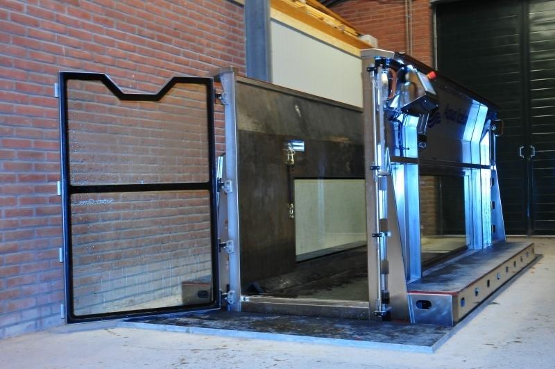 1 week Power Aquatraining IJslander,  incl. stalling en stapmolen.