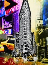 Kunstfoto Times Square