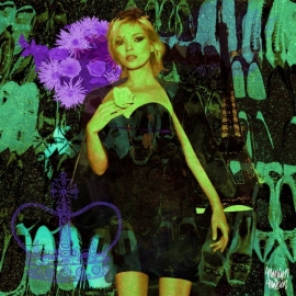 Kunstfoto Kate Moss