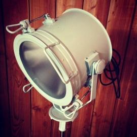 Studiolamp Retro green