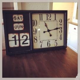 Klok Kalender