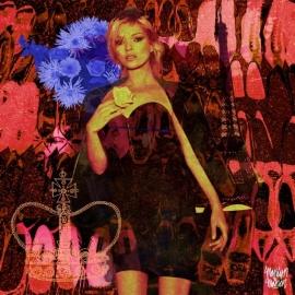 Kunstfoto Kate Moss (1)