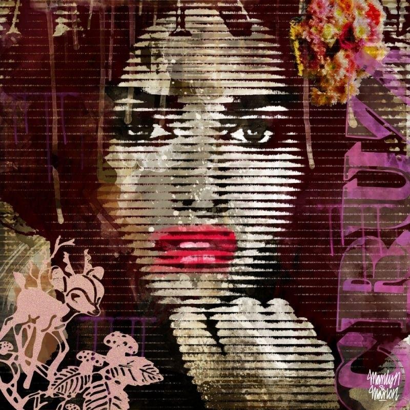 Kunstfoto Penelope Cruz