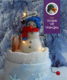 Winterstolp let it snow,muziekdoos
