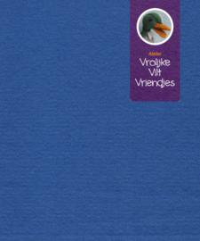 Wolvilt midden blauw 37