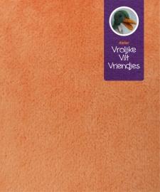 stof koraal oranje