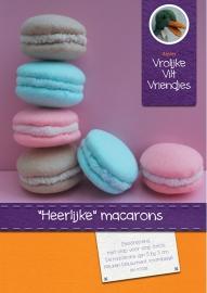 """""""Heerlijke""""macarons"""