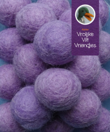 Wolbal lila