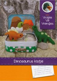 Dinosaurus kistje