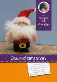 Lopend Kerstman