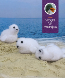 Jonge zeehonden