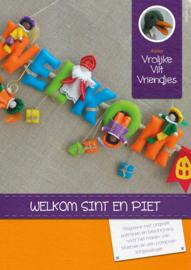 Materiaalpakket Welkom Sint en Piet