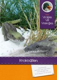 Patroonblad Krokodillen