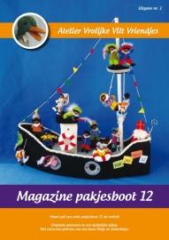 Magazine nr. 1 :  Pakjesboot 12