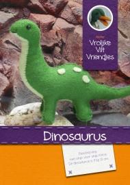 Dinosaurus groen