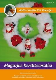 Magazine nr. 7 : Kerstdecoraties