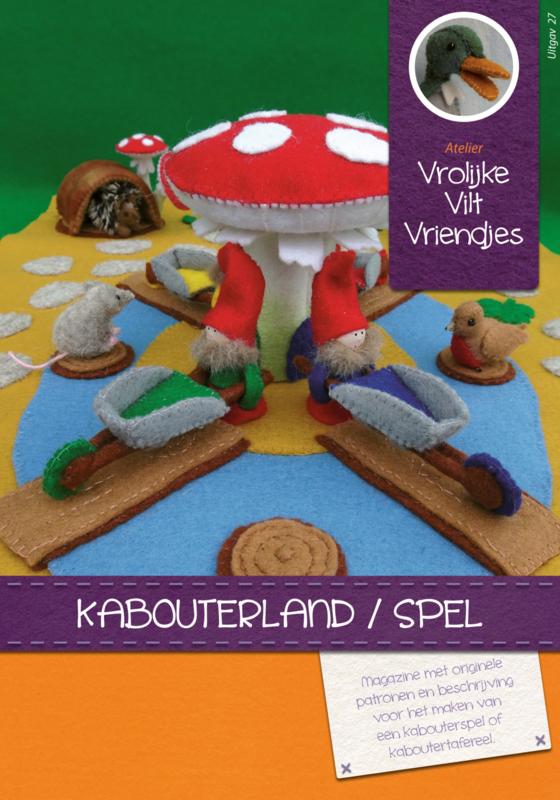 Materiaalpakket Kabouterland spel