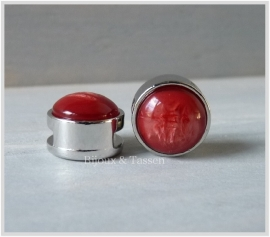 Slider 12 mm Pearl Shine Jester Red