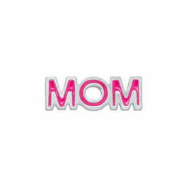 "Memory Locket charm ""MOM"""