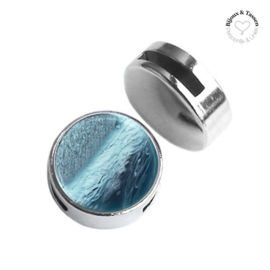 Slider 20 mm Dark teal blue
