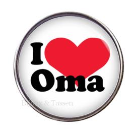 """Click """"I love Oma"""""""