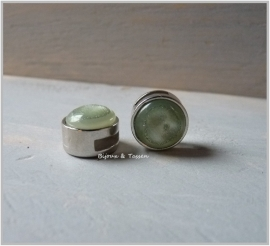 Slider 12 mm supernova Crysolite Green