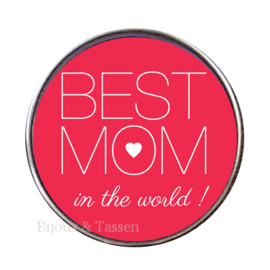 "Tekst slider ""Best Mom in the world"""