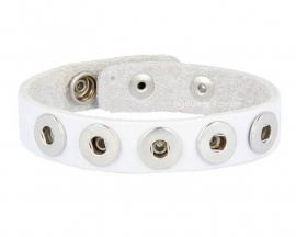 Petite armband wit