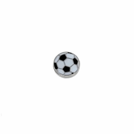 "Floating Locket Charm ""Voetbal"""