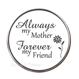 "Tekst slider   ""Always my Mother Forever my friend"""