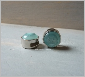 Slider 12 mm Light turquoise