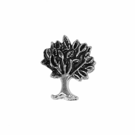 "Floating Locket Charm ""Tree of Life"""