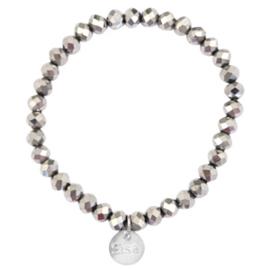 Sisa armband Silver Shade