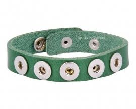 Petite armband groen
