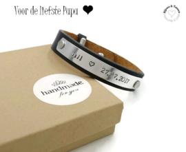 Papa armband