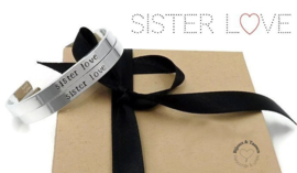 "Armbanden set ""Sister love"""