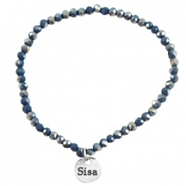 Sisa armband Royal blue