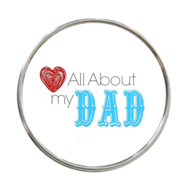 "Tekst slider ""Love all about my Dad"""