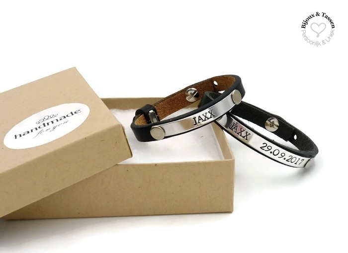Moeder & dochter/zoon armband