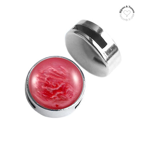 Slider 20 mm Pearl shine Jester red
