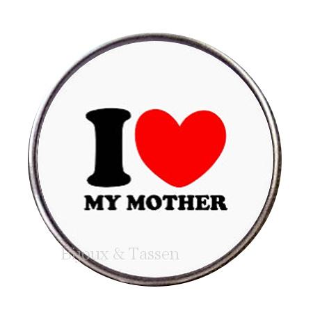 """Tekst slider """"I love my mother"""""""